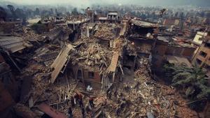 nepal himalaje trzesienie ziemi