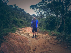 sri lanka horton plains worlds end koniec swiata trekking