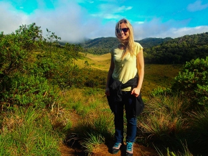 sri lanka horton plains worlds end koniec świata asia