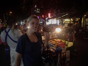 tajlandia bangkok grasshoppers adventures nocna wycieczka rowerowa streetfood