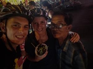 tajlandia bangkok grasshoppers adventures nocna wycieczka rowerowa streetfood pan chow