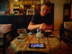 tajlandia bangkok kawiarnia marek