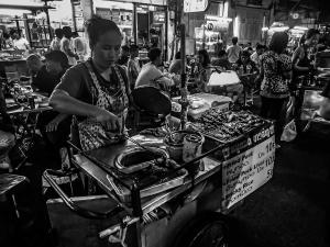 tajlandia bangkok khao san road jedzenie streetfood
