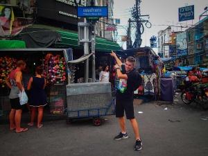tajlandia bangkok khao san road marek