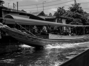 tajlandia bangkok rejs po rzece menam lodz