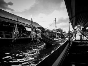 tajlandia bangkok rejs po rzece menam lodzie