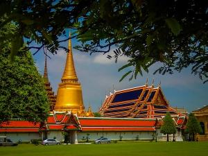 tajlandia bangkok wielki palac krolewski grand royal palace