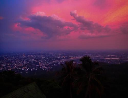 Doi Suthep – ucieczka na szczyt