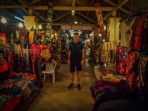 tajlandia chiang mai night bazaar