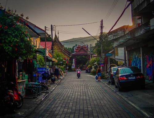 Chiang Mai – azjatycki Ciechocinek
