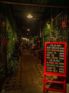 tajlandia chiang mai tajski masaz