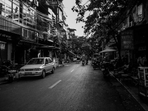 wietnam vietnam hanoi centrum