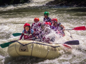 filipiny philippines cagayan de oro kagay whitewater rafting fale