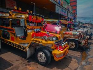 filipiny philippines jeepney cagayan de oro