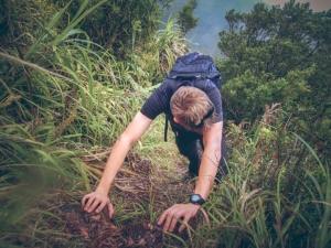 filipiny philippines mount hibok hibok trekking wulkan volcano