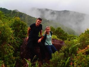 filipiny philippines mount hibok hibok trekking wulkan volcano szczyt
