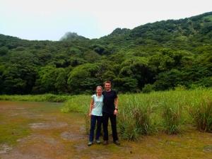 filipiny philippines mount hibok hibok trekking wulkan volcano krater crater