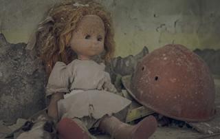 czarnobyl chernobyl prypec pripyat zabawki opuszczone miasto