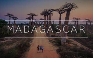 madagaskar madagascar drone afryka aleja baobabów