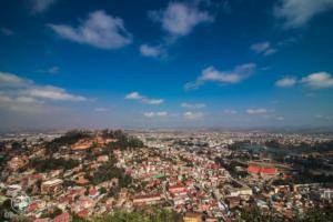 madagaskar madagascar antananarywa antananarivo panorama
