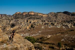 madagaskar madagascar isalo national park kanion