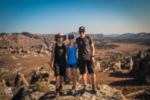 madagaskar madagascar isalo national park kanion daleko od domu