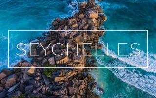 seszele dron la digue rajskie wyspy film 2017