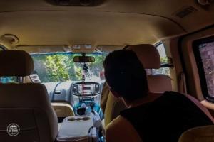 seszele seychelles mahe autostop busem hotelu hilton