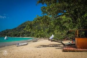 seszele seychelles mahe plaza beau vallon budka