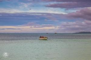 seszele seychelles praslin lodka na wodzie