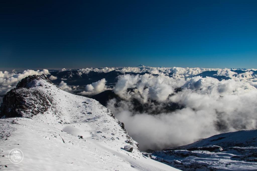 villarrica chile pucon trekking wulkan przystanek