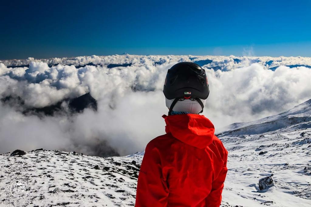 villarrica wulkan trekking chile pucon przystanek