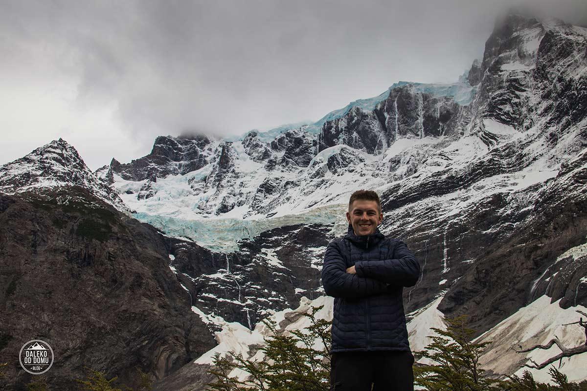 torres del paine trekking chile trekking w lodowiec francuzow frances glacier dzien3