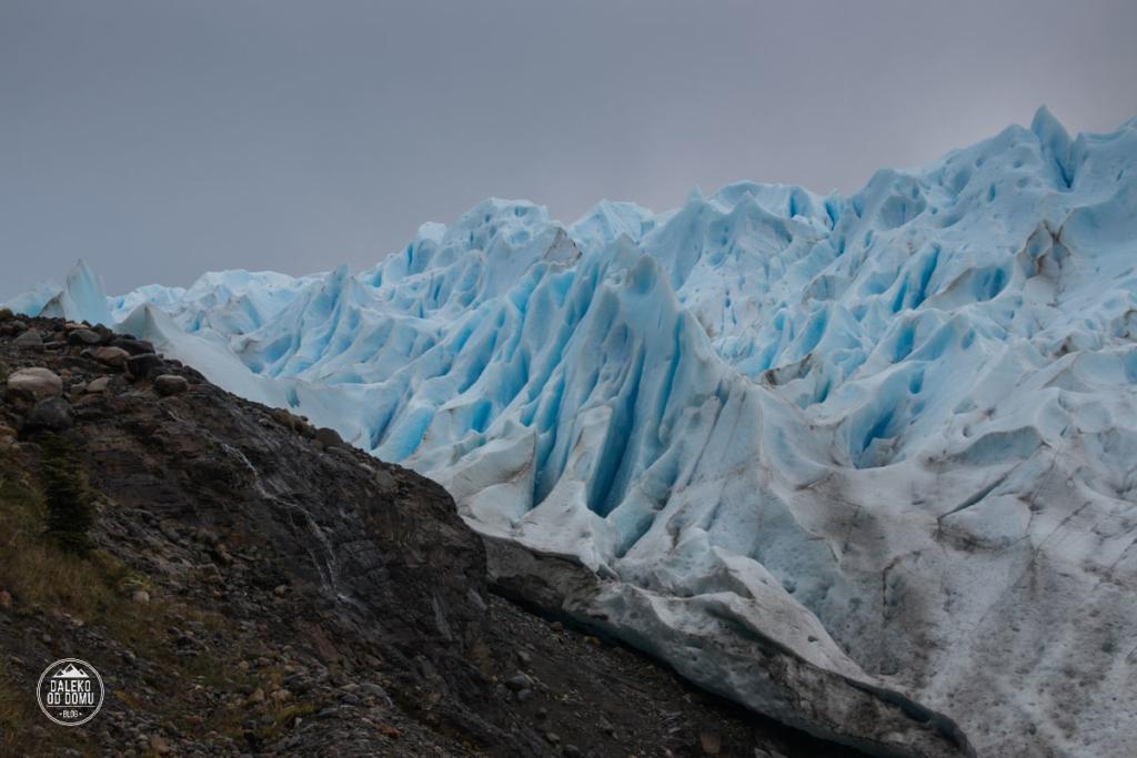 argentyna lodowiec perito moreno trekking big ice droga na lodowiec