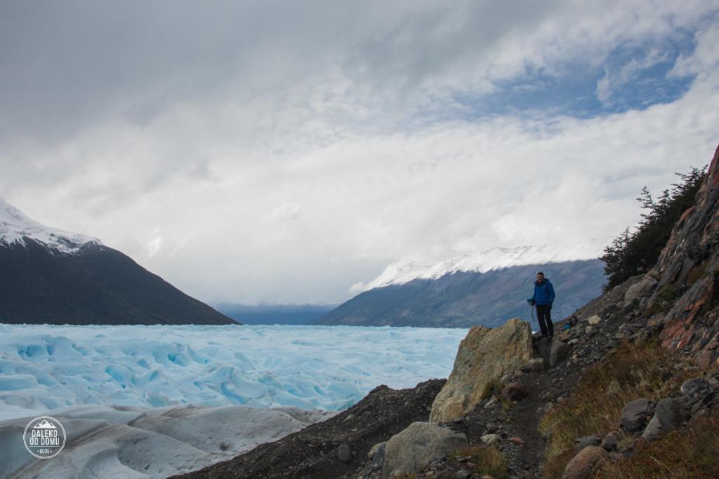 argentyna lodowiec perito moreno trekking big ice droga na lodowiec 2
