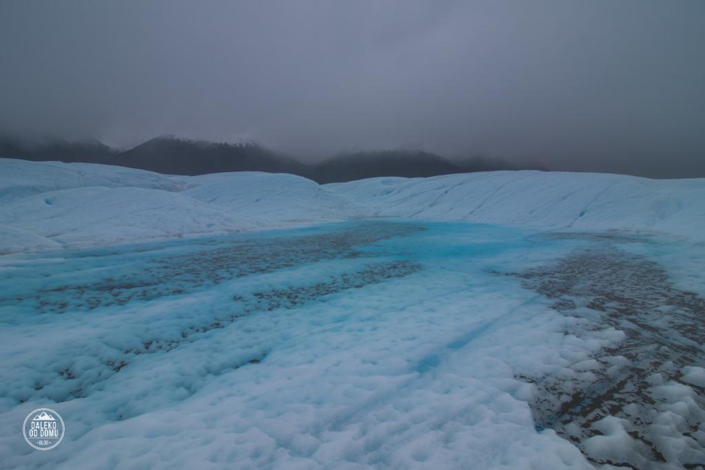 argentyna lodowiec perito moreno trekking big ice lunch