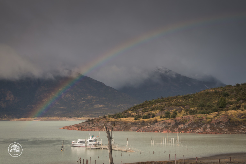 argentyna lodowiec perito moreno trekking big ice port