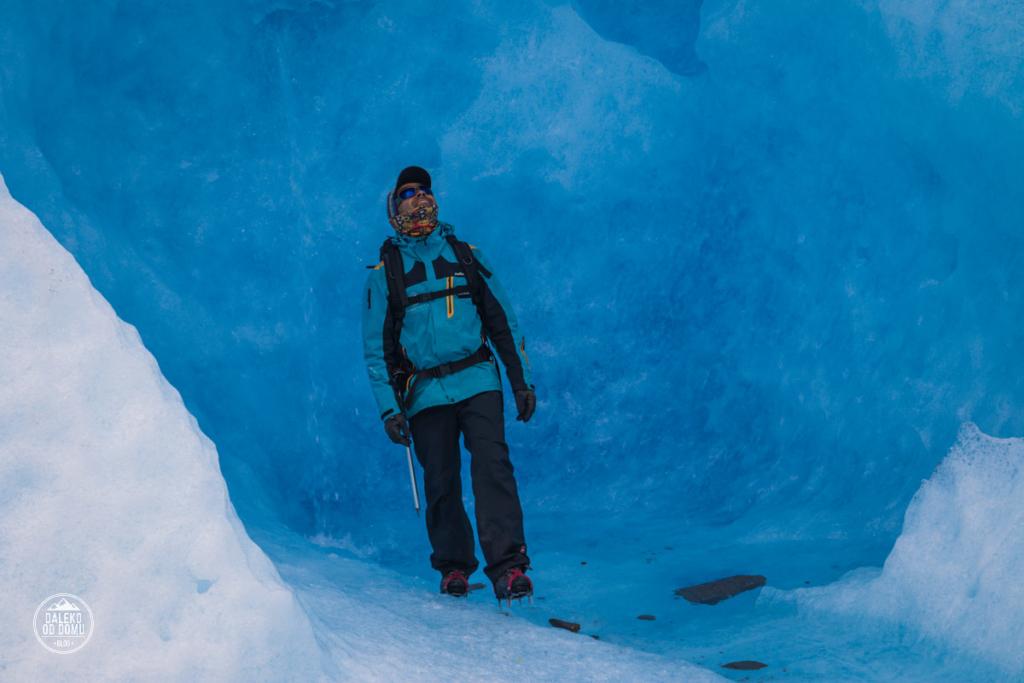 argentyna lodowiec perito moreno trekking big ice przewodnik