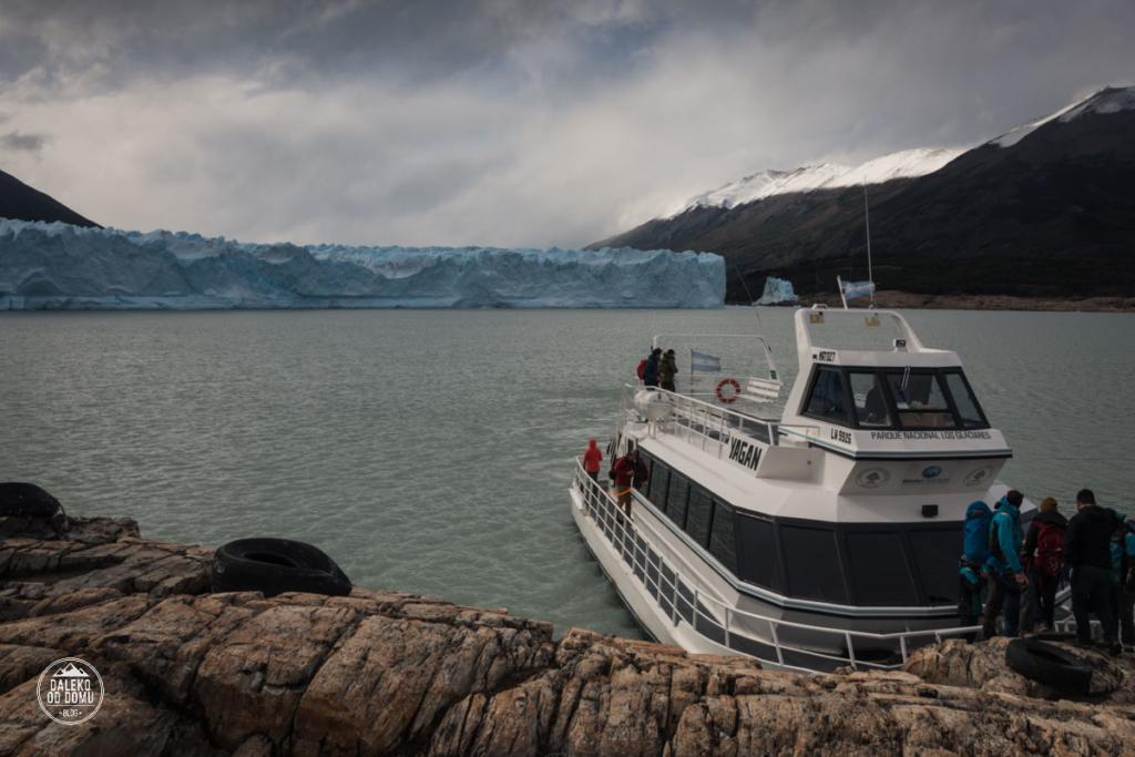 argentyna lodowiec perito moreno trekking big ice rejs