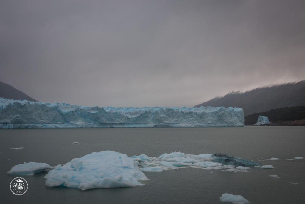 argentyna lodowiec perito moreno trekking big ice taras widokowy