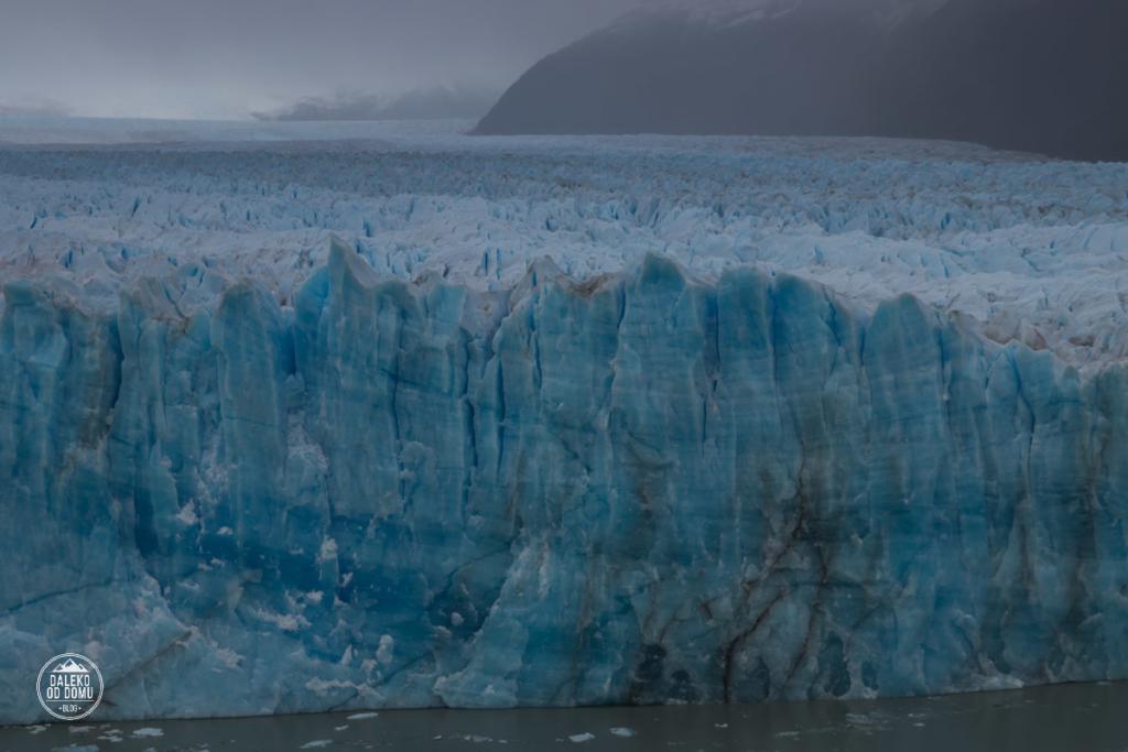 argentyna lodowiec perito moreno trekking big widok z tarasu