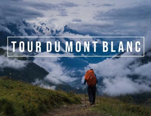 Film – Trekking Tour du Mont Blanc | 2018