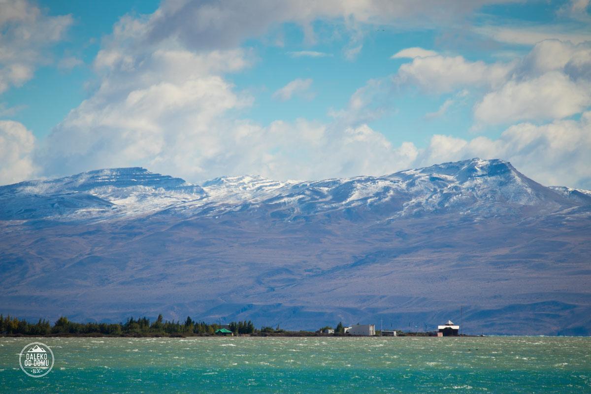 argentyna el calafate lago argentino