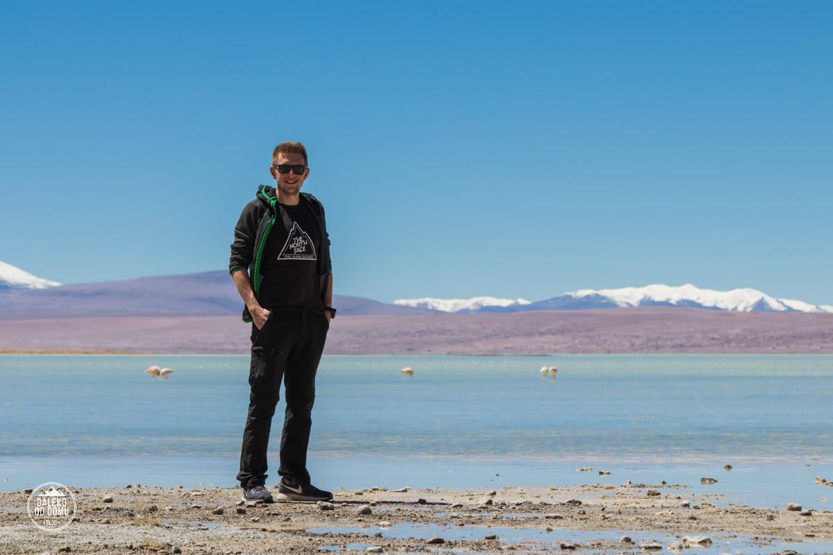 boliwia laguna chalviry