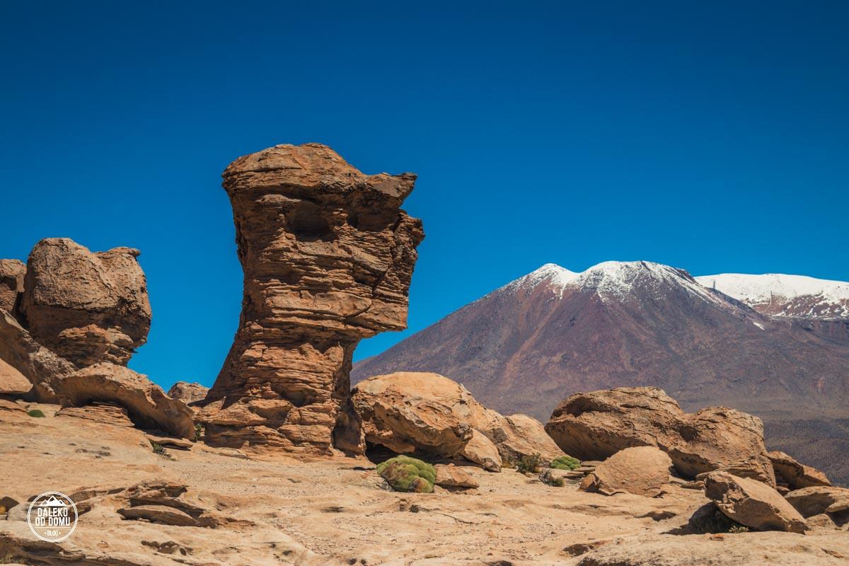 boliwia valle de rocas