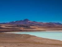 chile atacama pustynia laguna