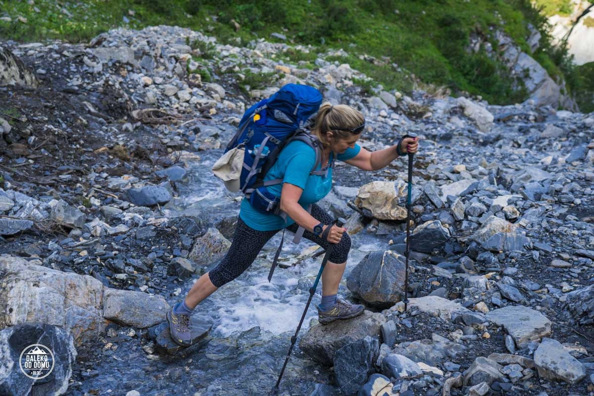 tour du mont blanc trekking tmb 2018 les chappieux strumień